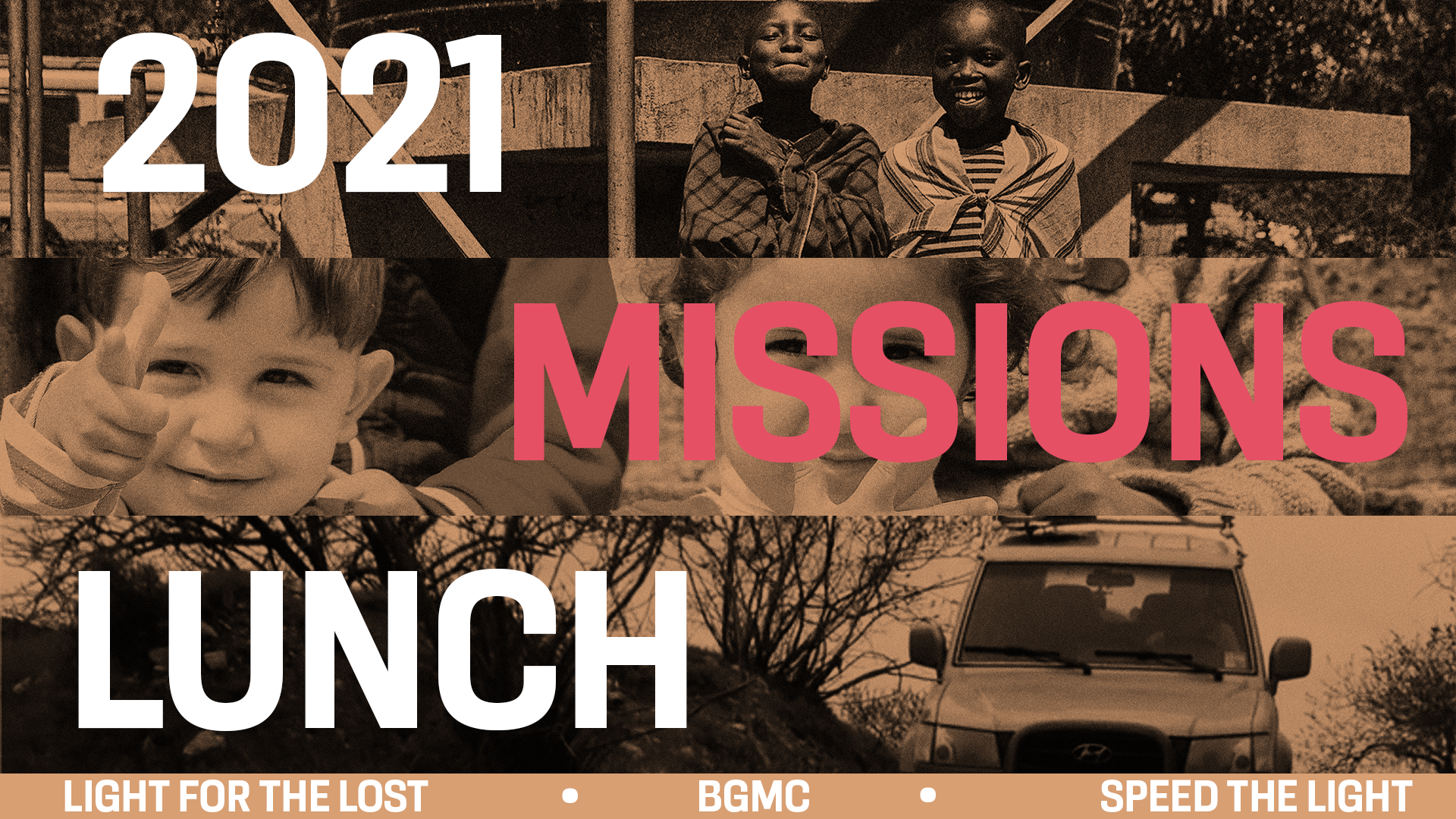 Missions Lunch Header